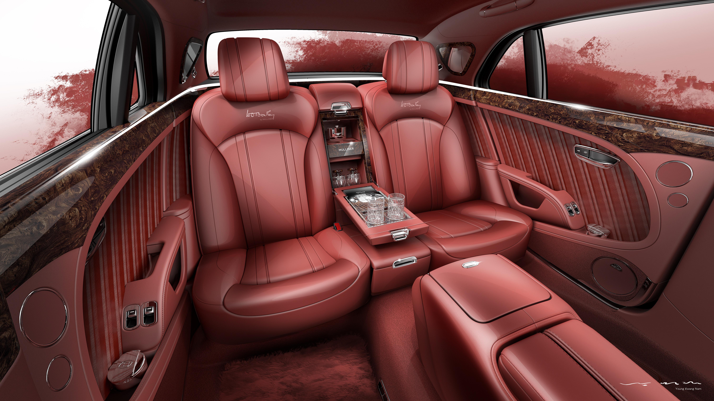 bentley Bentley: un'edizione limitata di 100 Mulsanne 4 Mulsanne WO Edition Interior