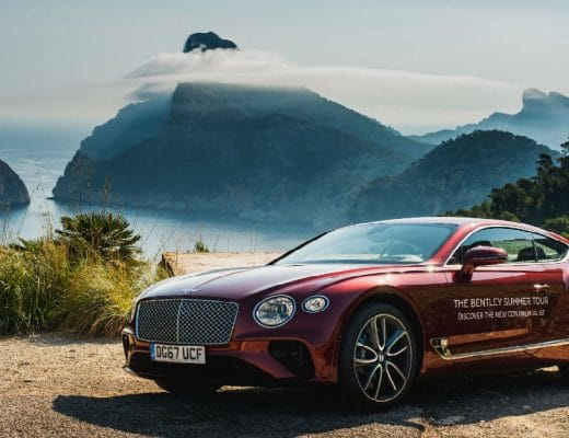 bentley Bentley Summer Tour in Costa Smeralda bentley summer tour costa smeralda 1 520x400