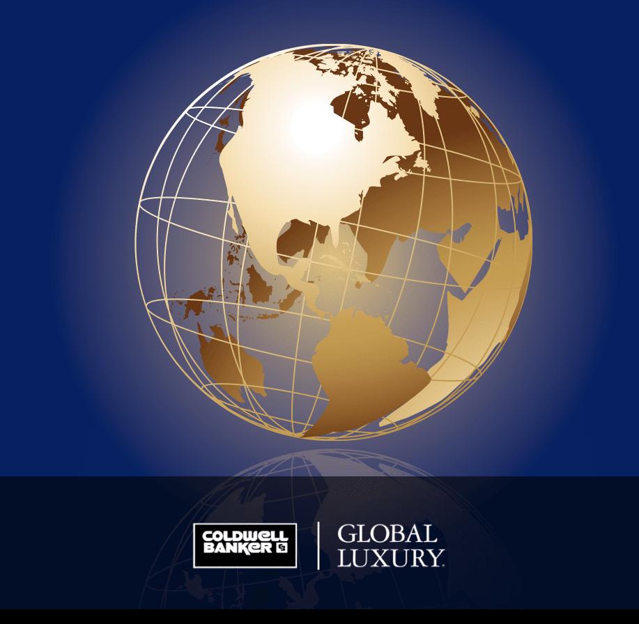 coldwell banker global luxury I vantaggi competitivi di Coldwell Banker Global Luxury glob