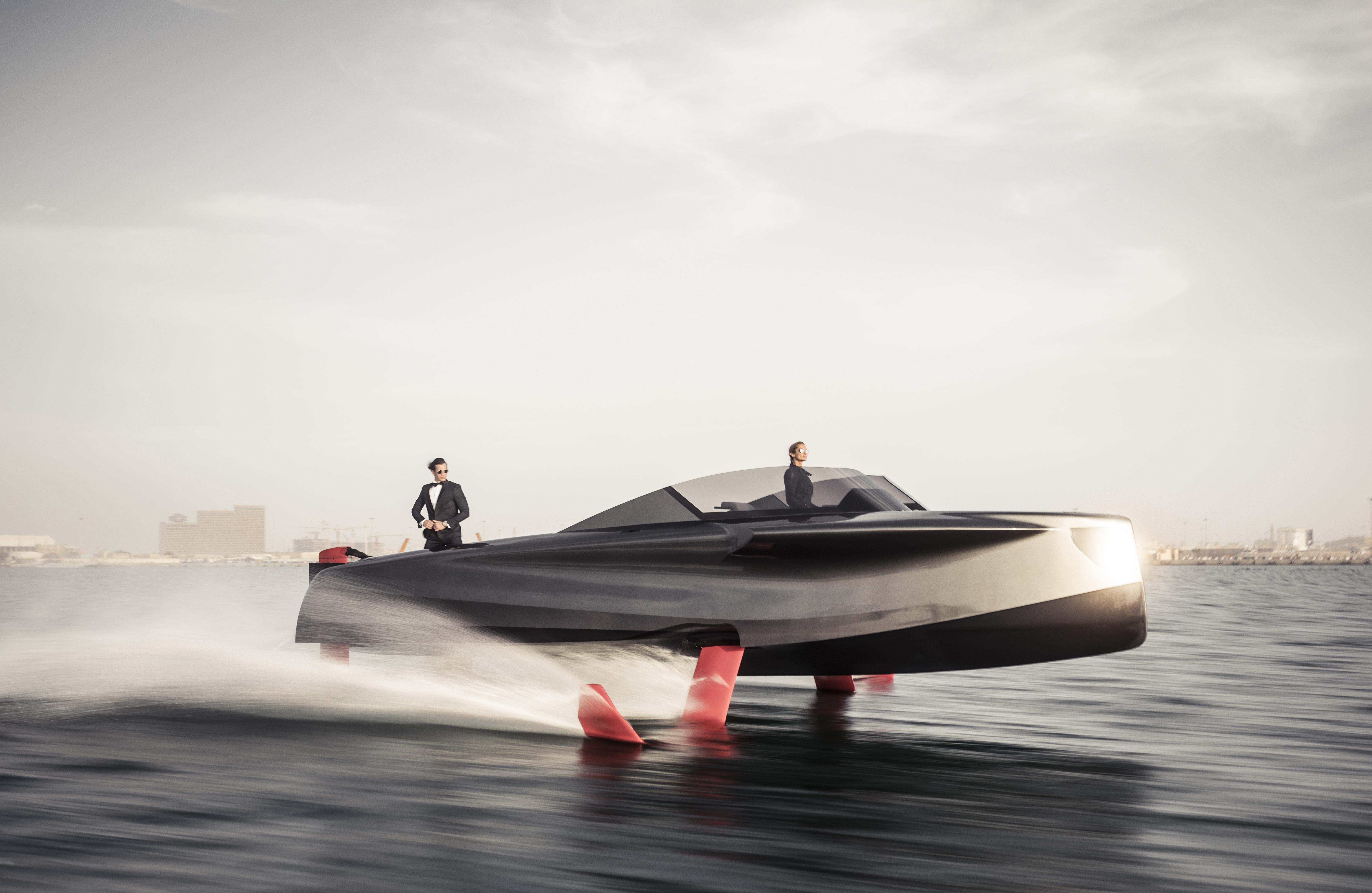 foiler foiler Foiler, lo yacht volante guillaume plisson 0828