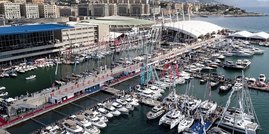 salone nautico Salone Nautico di Genova 2018 57  Salone Nautico panoramica 1200x600 1080x540