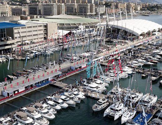 salone nautico Salone Nautico di Genova 2018 57  Salone Nautico panoramica 1200x600 520x400