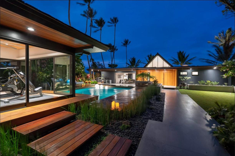 hawaii Un'imperdibile villa su una spiaggia hawaiana hawaii 2
