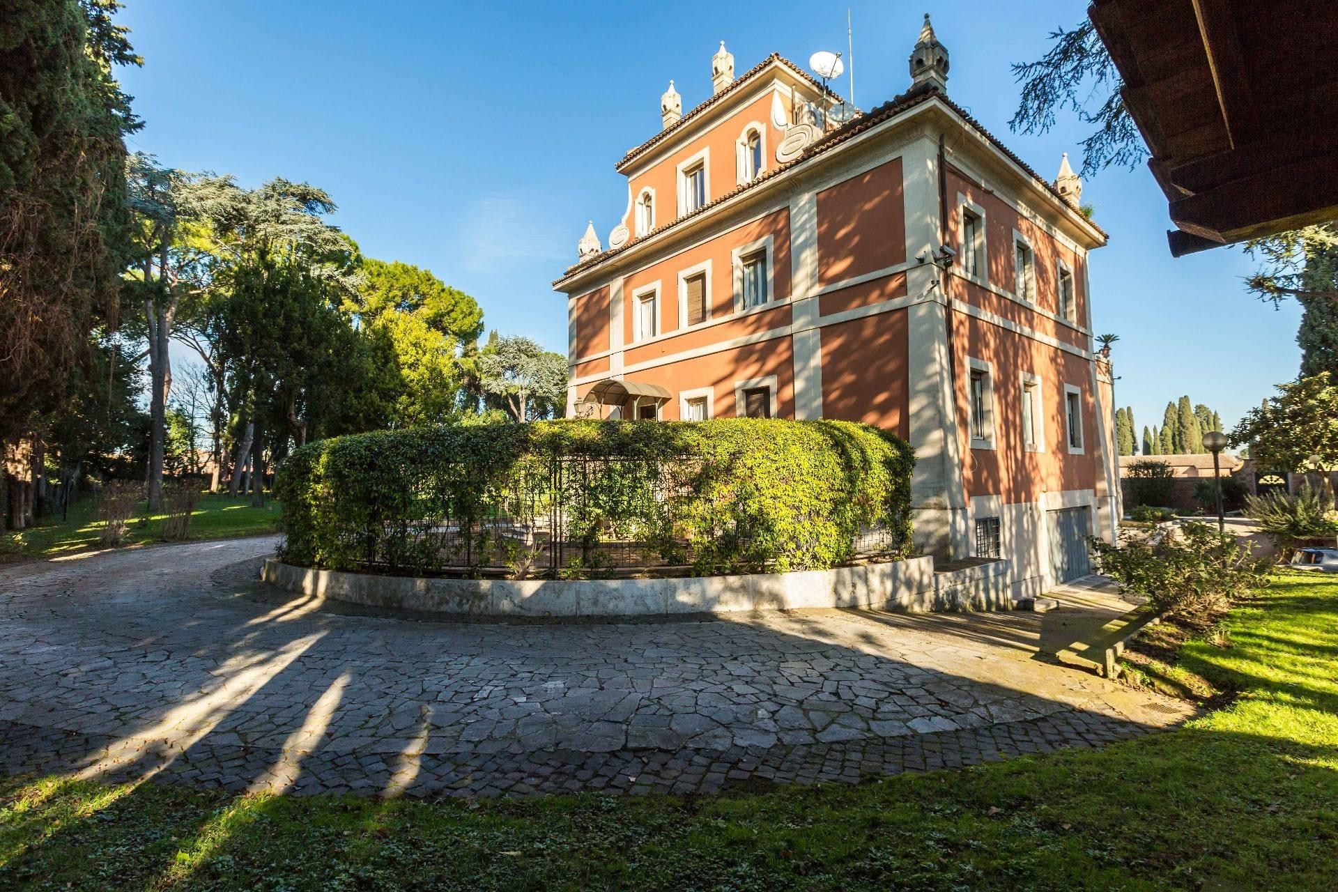 Roma La Grande Bellezza Degli Immobili Di Prestigio
