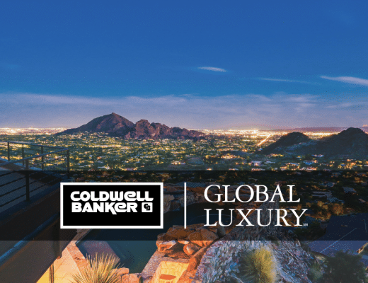 coldwell banker Il potere in un nome: Coldwell Banker Global Luxury Progetto senza titolo 12 520x400