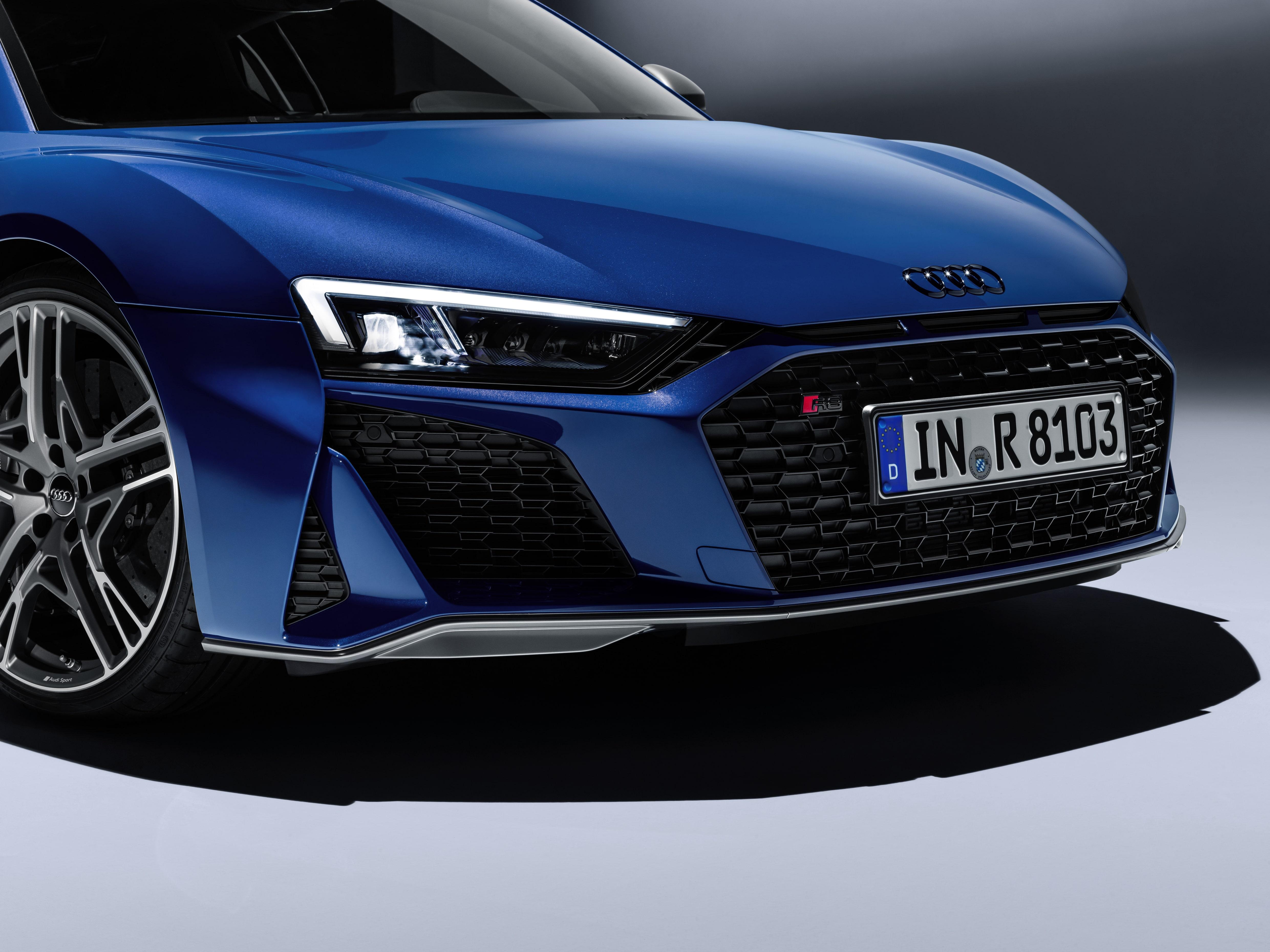 audi r8 audi r8 Audi R8 2019: design aggressivo e performance superiori a1812851 large