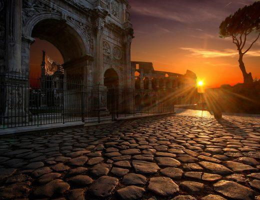 roma Roma, la grande bellezza degli immobili di prestigio arch of constantine 3044634 1920 520x400
