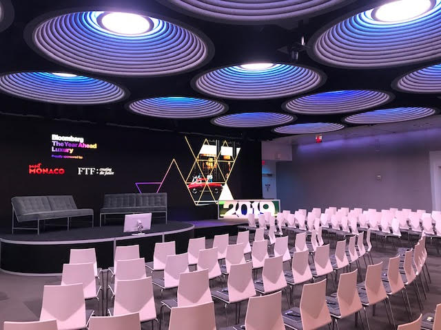 luxury  Luxury Trend: l'evento di Bloomberg a New York bloomberg event