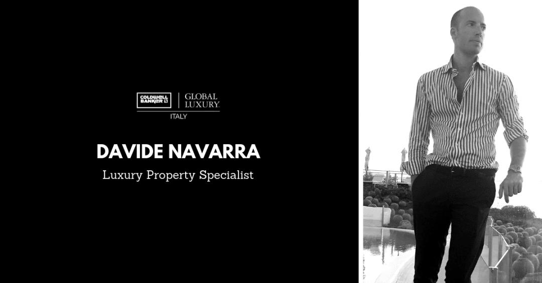 coldwell banker La parola ai Luxury Property Specialist: Davide Navarra Copia di Copia di Copia di TEXT 2 1080x565