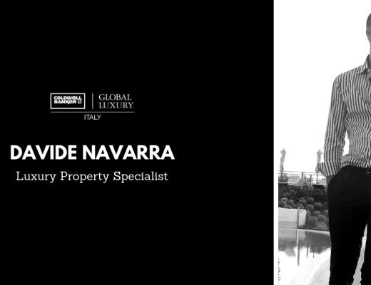 coldwell banker La parola ai Luxury Property Specialist: Davide Navarra Copia di Copia di Copia di TEXT 2 520x400