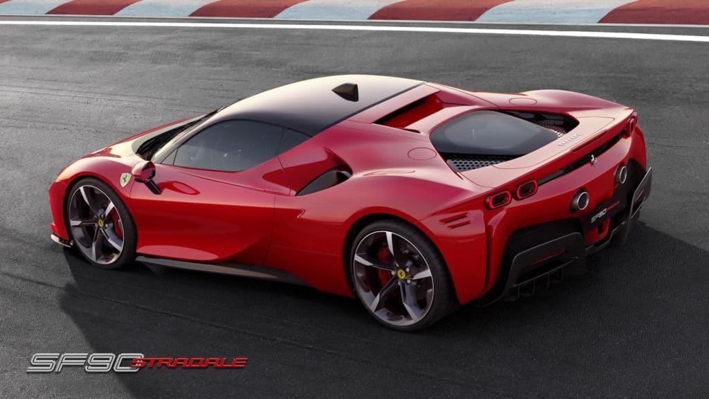 ferrari Ferrari SF90 Stradale – la nuova supercar di serie 190161 car ferrari sf90 stradale 1024x576