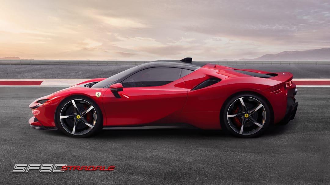 ferrari Ferrari SF90 Stradale – la nuova supercar di serie 190162 car ferrari sf90 stradale 1080x608