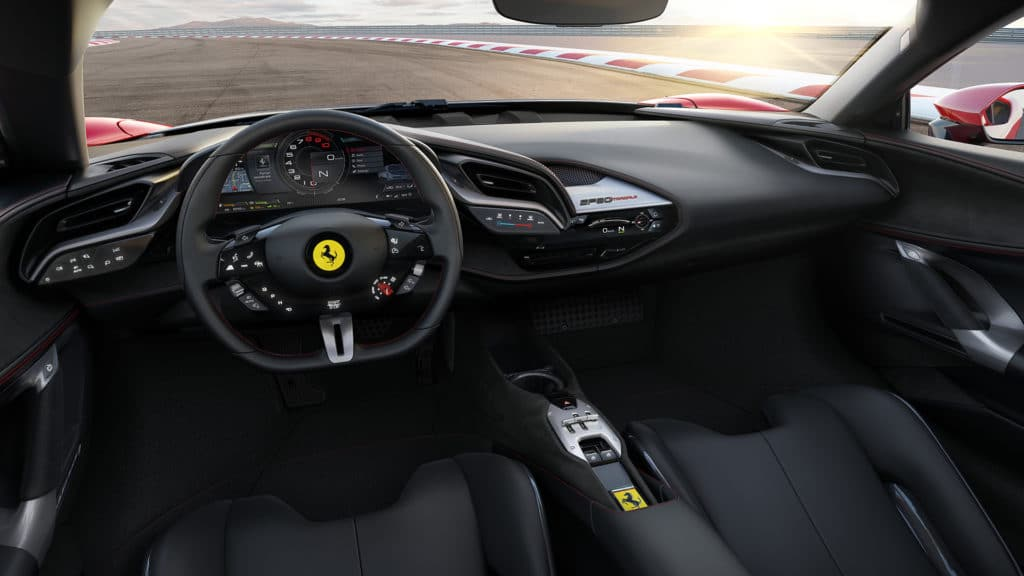 ferrari Ferrari SF90 Stradale – la nuova supercar di serie 190165 car ferrari sf90 stradale 1024x576