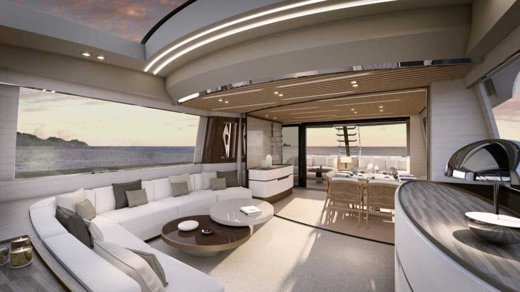 azimut yacht Azimut Yachts presenta Grande S10 azimut s10 main deck 5  1024x576