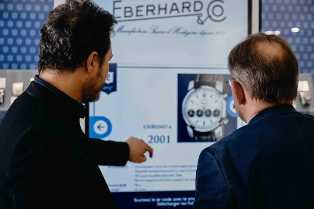 eberhard Eberhard & Co. inaugura il suo museo inaugurazione museo eberhard co 16 1024x683