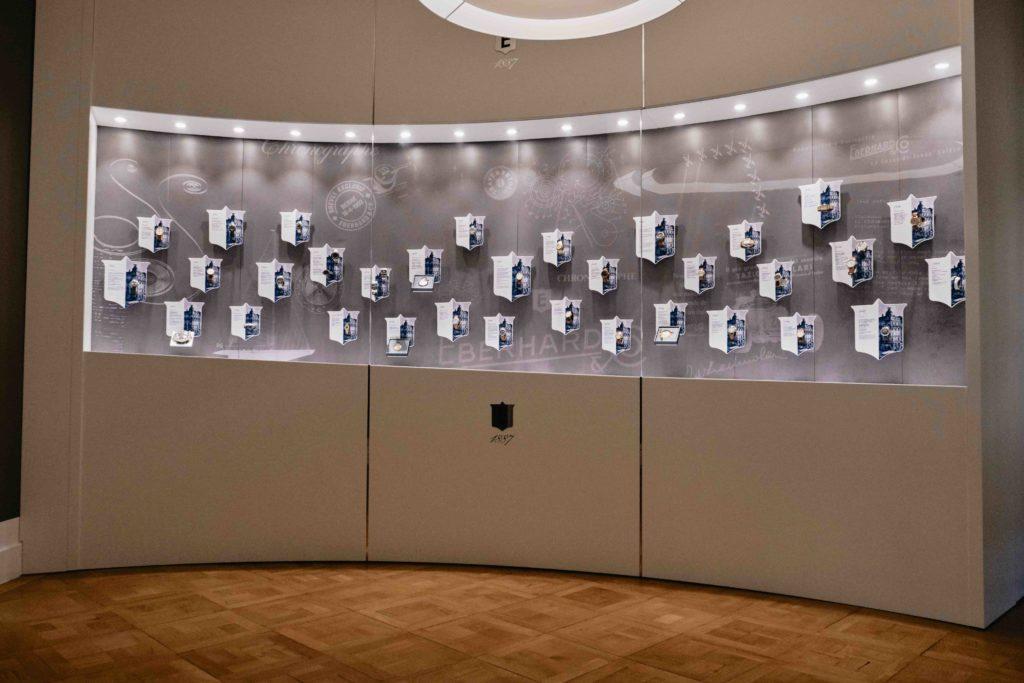 eberhard Eberhard & Co. inaugura il suo museo inaugurazione museo eberhard co 7 1024x683
