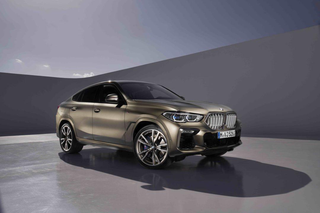 bmw x6 La Nuova BMW X6 p90356696 highres 1080x720