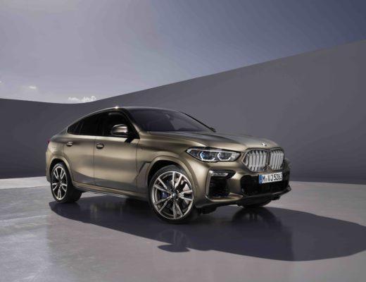 bmw x6 La Nuova BMW X6 p90356696 highres 520x400