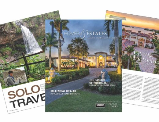 "coldwell banker ""Homes & Estates"": l'ultimo numero del 2019 16 4 Winter 2018 19 HE Marketing Fan FOR WEB 520x400"
