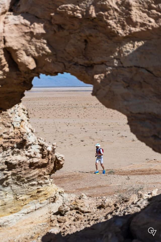 coldwell banker Un'impresa eccezionale per Paolo Costi: 100 km di corsa nel deserto 71199459 10217143501933855 3670265694366203904 n