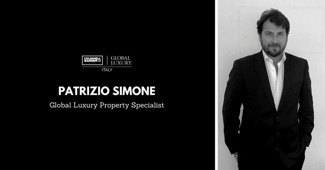 coldwell banker La parola ai Luxury Property Specialist: Patrizio Simone Copia di Copia di Copia di TEXT 1080x565