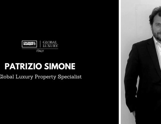 coldwell banker La parola ai Luxury Property Specialist: Patrizio Simone Copia di Copia di Copia di TEXT 520x400